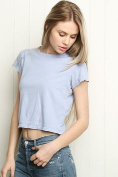 Brandy ♥ Melville | Sammy Top - Tops - Clothing
