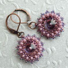 Earrings by Elisabet Lucitka - SAShE.sk - Handmade Earrings