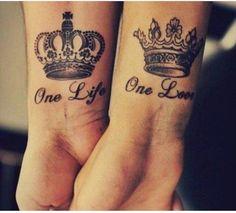 Him her tattoo