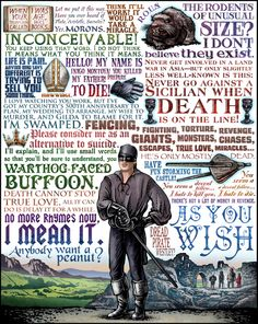The Princess Bride - One of my all-time favorite movies