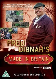 Fred Dibnah's  Made In Britain - Volume One :  Episodes 1- 6 [DVD] (2005)