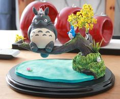 Totoro by gatomontachikawa.deviantart.com on @deviantART