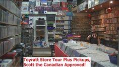 Miltons Ontarios retro video game store Toyratt.ca est 2002 shared a video