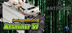 Cara Koneksi Antminer S7. Setelah kita mensetting Antminer S7 hingga scanning IP Address, maka tinggal cara koneksi Antminer S7 tersebut ke pool mining ...