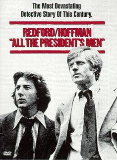 #Film All the President's Men / by Alan J. Pakula