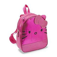 0a053d8681b2 only available for shipping or pickup in 6-8 days... 9x10.5x3    Sears  Hello  Kitty Girl s Mini Backpack - Metallic