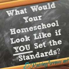 When homeschool moms sit down to think about what they want theirchildren to learn in the upcoming school year, they often find theirjudgement clouded by public school scopes and sequences, requirements and standards. It's as if we are unable to think on our own without the input of gove