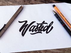 Wasted by Olivier Castelly