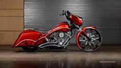 Street glide/Custom Harley Davidson Bagger