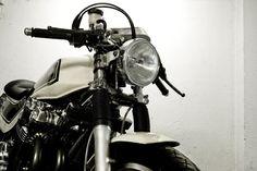 Honda CB900 Cafe Racer | By CRD | Honda Cafe Racer | Honda CB900 Cafe Racer parts | Honda CB900 Cafe Racer for sale