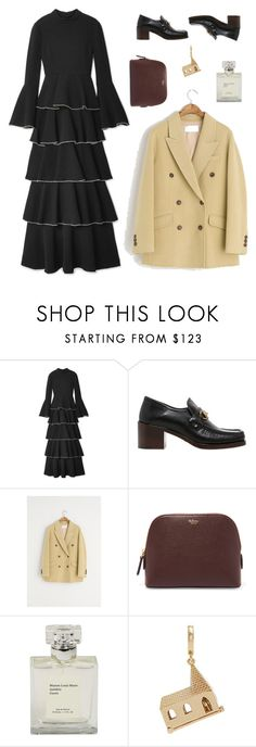 """Untitled #7189"" by amberelb ❤ liked on Polyvore featuring Rachel Zoe, Gucci and Annoushka"