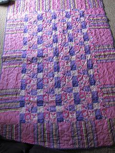 Quilt for Julie back side