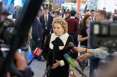 Federasyon Konseyi Başkanı Valentina Matvienko, Rusya'nın Suriye Devlet Başkanı Beşar Esad'ı şahıs olarak korumadığını vurguladı.