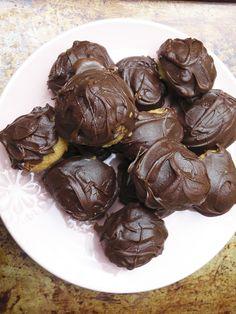 CHOCOLATE COVERED, OREO STUFFED, PEANUT BUTTER COOKIES!