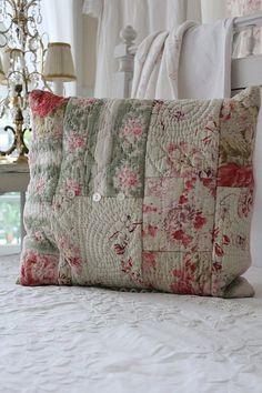 Antique Quilt Cushion