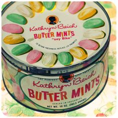 They still make these. Like hard frosting balls. Pure sugar!