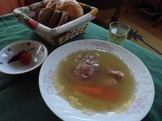 A kocsonya . Hungarian Recipes, Hungarian Food, Food And Drink, Pudding, Desserts, Hungarian Cuisine, Custard Pudding, Deserts, Dessert