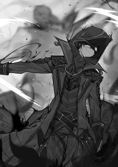 Kage No Jitsuryokusha Ni Naritakute! (The Eminence In Shadow) Image - Zerochan Anime Image Board Fantasy Rpg, Anime Fantasy, Dark Fantasy, Anime Demon Boy, Anime Guys, Shadow Powers, Anime Shadow, Shadow Images, Wattpad