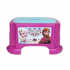 $36.25 Disney-Frozen-Elsa-amp-Anna-Step-Stool