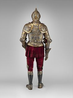 #Armor of Henry II of France