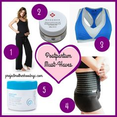 Pregnancy/Postpartum: Major giveaway of my favorites that are helping me recover after giving birth.