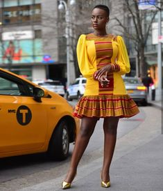 The Ideal Ankara Styles For every african ladies. As we've always know ankara fabric has been sued for a multitude of fashion designs and trends of fashion in African Fashion Ankara, Latest African Fashion Dresses, African Print Dresses, African Print Fashion, Africa Fashion, African Wear, African Attire, African Style, African Prints