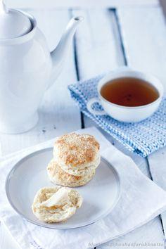 Buttermilk scones, I love Sunday!