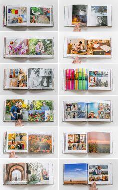 Photo Yearbooks by Blurb Blurb Photo Book, Shutterfly Photo Book, Baby Photo Books, Wedding Photo Books, Blurb Book, Baby Books, Photo Book Layouts, Photo Book Design, Yearbook Layouts