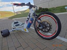 Rate My Drift Trike