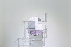 COS fashion brand installation by Nendo, Milan - Italy