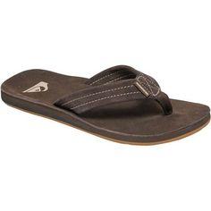 Quiksilver Carver Deluxe Suede Men's Sandal Footwear