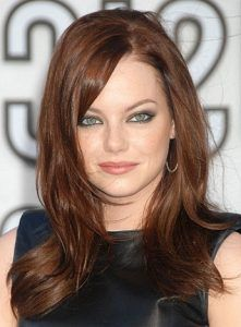 Hairstyles For Chubby Faces Fascinating Top 25 Hairstyles For Fat Faces Of Women To Look Slim  Pinterest