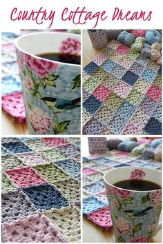 Country Cottage Patchwork | Flickr - Photo Sharing!
