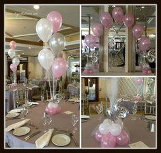 Sweet 16 Decorations, Table Decorations, Centerpieces, Party, Furniture, Home Decor, Decoration Home, Room Decor, Center Pieces
