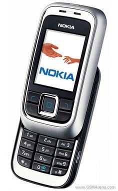 Nokia 6111. My second phone. It had a camera!!!