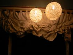 Must try one of these coolio lamp shades!