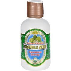 Dynamic Health Juice - Graviola Gold - Organic Certified - 16 Oz