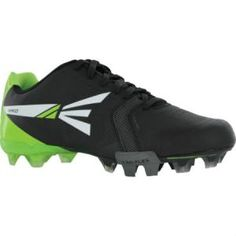 6d56daf0197 Easton Mako TPU Cleats-Black Green Take your play on the diamond to another