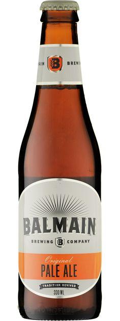 Balmain Pale Ale  #craftbeer #beer