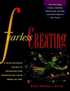 Fearless Creating. This book has changed my life and it's why I am on Pinterest. I love it.