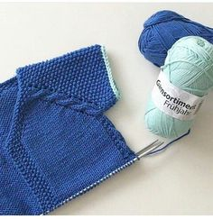 Knit for baby toddler