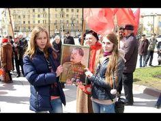HANGOUT sobre a União Soviética e a Rússia atual