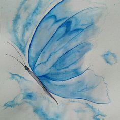 #akvarel #malování #relaxart #painting #watercolor