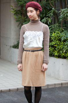 『ギャップに夢中!新たなレイヤードが誕生』 | トレンド | 東京のストリートファッション最新情報 | スタイルアリーナ