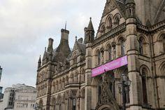 big city Manchester