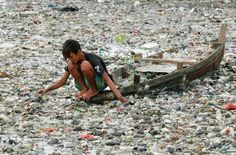 Pollution by plastic is becoming an increasingly serious problem throughout the world. From the latest EU initiative to reduce plastic waste, it is clear that pollution control with plastics is entering the final stage. Ocean Pollution, Plastic Pollution, Our Planet, Save The Planet, Planet Ocean, The Ocean, Pacific Ocean, Ocean Ocean, Great Pacific Garbage Patch