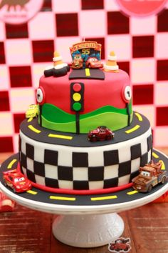 Outstanding Amazing cars photos are available on our site. Hot Wheels Birthday, Hot Wheels Party, Race Car Birthday, 40th Birthday Cakes, Birthday Cup, Cars Birthday Parties, Birthday Ideas, Cupcakes, Cupcake Cakes