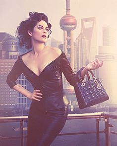Marion Cotillard for Lady Dior...holy. crap.