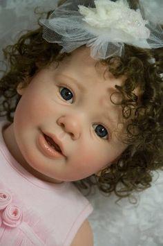 luluzinha kids ❤ bonecas ❤ New Release Toddler Reborn KATIE MARIE by Ann Timmerman OOAK Baby Girl Doll   eBay