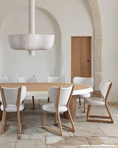 """Pierre Augustin Rose on Instagram: """"White"""" Hippie Stil, Bedroom Furniture Design, Bohemian Interior, Scandinavian Home, Luxury Living, Modern Decor, Dining Chairs, Dining Room, Dining Table"""
